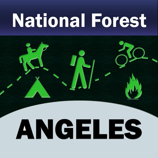 Angeles National Forest GPS