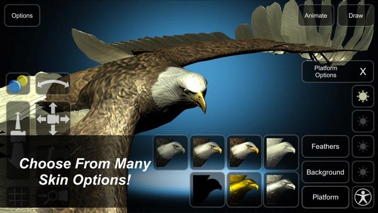 Eagle Mannequin screenshot-4