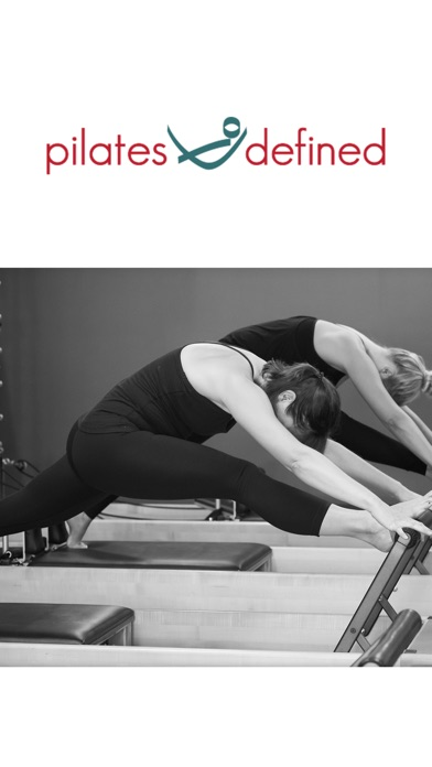 Pilates Defined WH Screenshot