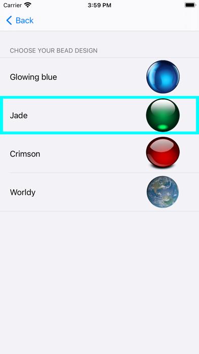 Screenshot 3 of Bead Here Now App
