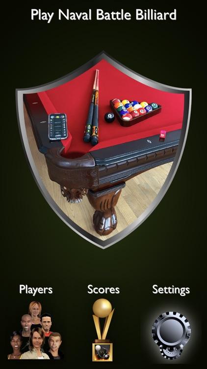 Naval Battle Billiard screenshot-0
