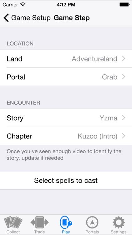 The Sorcerer's App screenshot-3