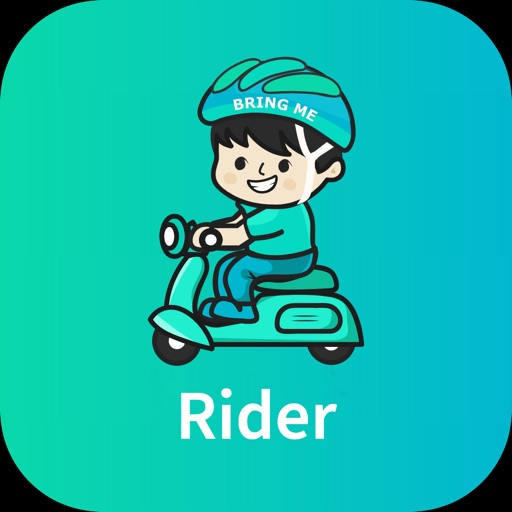Bring Me - Rider App icon