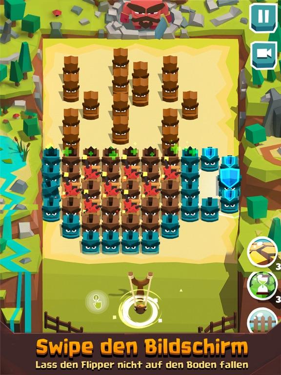 Screenshot 4 RoundRick - Brick Breaker
