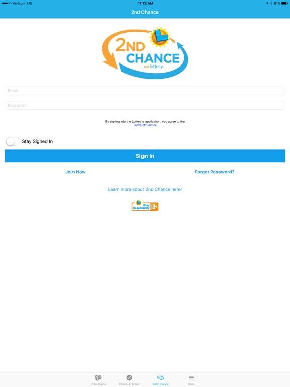 CA Lottery Official App screenshot 14