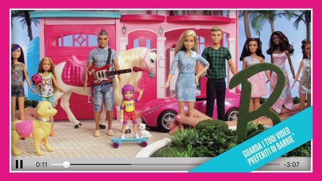 Barbie Life Su App Store