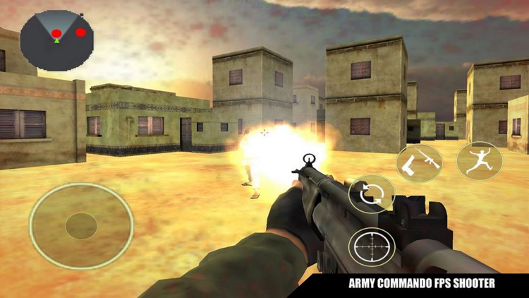 Shooter Strike: Modern Elite W