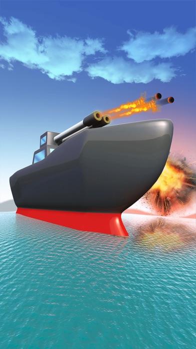 Боевой Корабль Оружие Славы