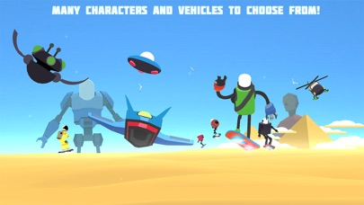 Power Hover: Cruise screenshot1