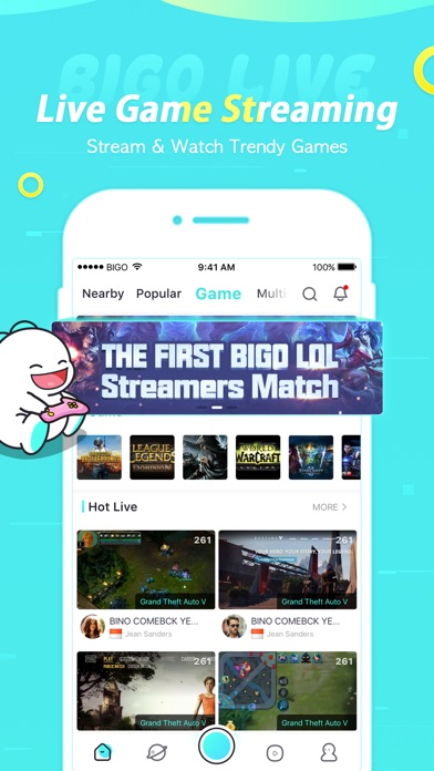 Download BIGO LIVE - Live Stream for Pc