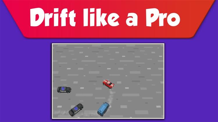 Drift Police Chase: Cop Escape