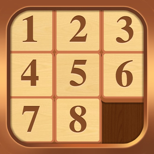 Sliding Wooden Block Puzzle