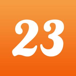Ícone do app 23snaps - Family Album