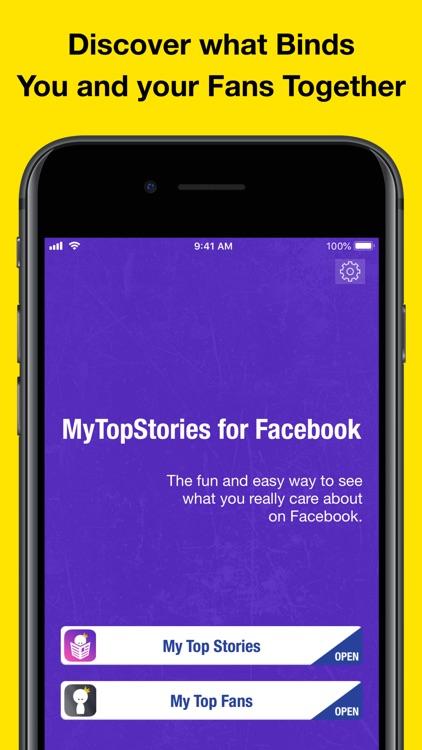 MyTopStories - Feed Tracker