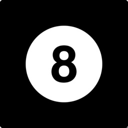 Magic 8 Ball - Cornelian