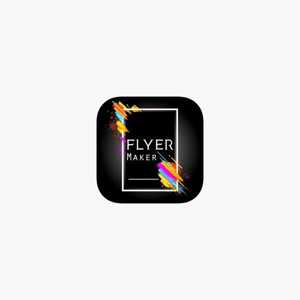 flyer maker create flyers on the app store