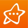 Stars Messenger Kids Safe Chat iphone and android app