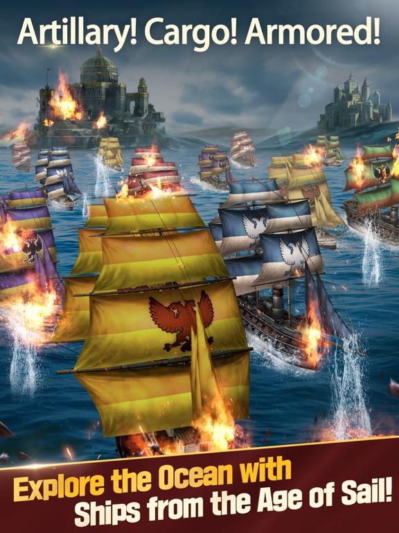 Игра Oceans & Empires