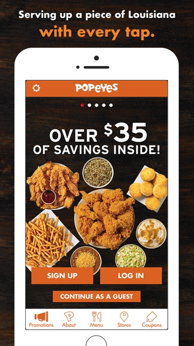 Popeyes® for Windows