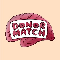 Donor Match - Medical Stickers