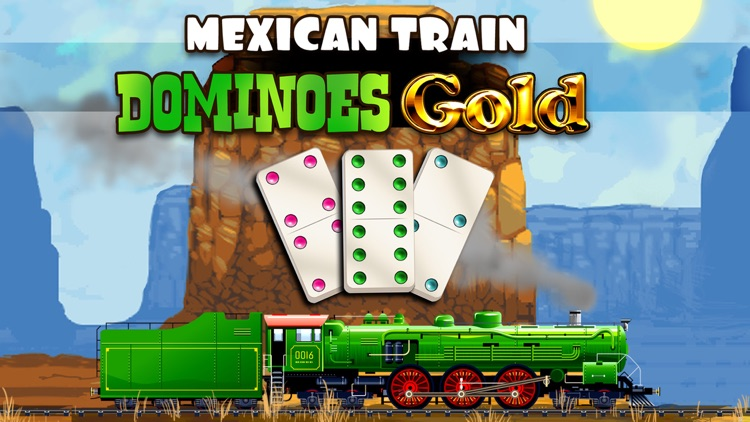 Mexican Train Dominoes Gold screenshot-4