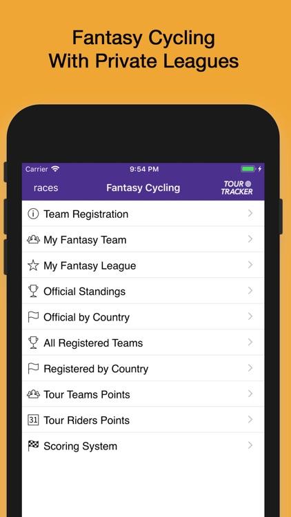 Tour Tracker Grand Tours screenshot-6