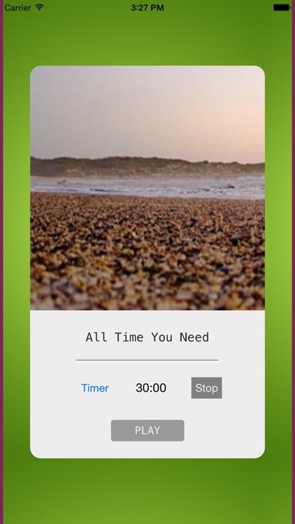Meditation - Relax Sounds screenshot-3