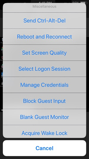 Connectwise control ios