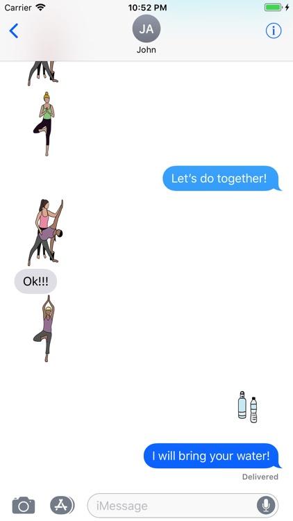 Yoga Friends screenshot-3