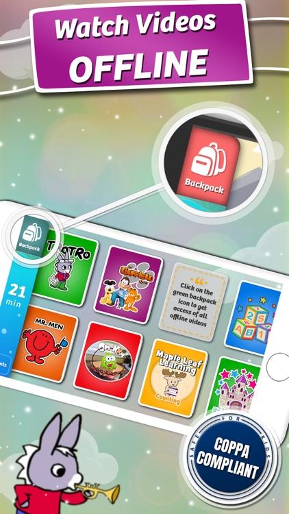Kidjo: TV for Kids screenshot-3