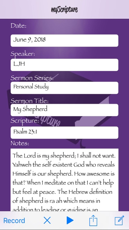 myScripture screenshot-0