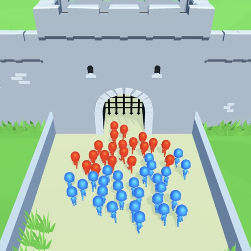 Crowd City Master: Castle Raid