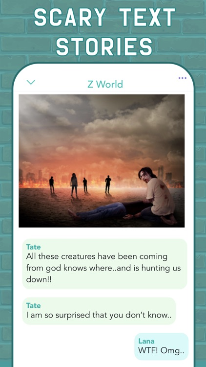 TEXTY: Chat Stories Text Story screenshot-6