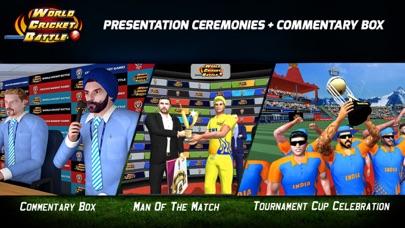 World Cricket Battle screenshot #8