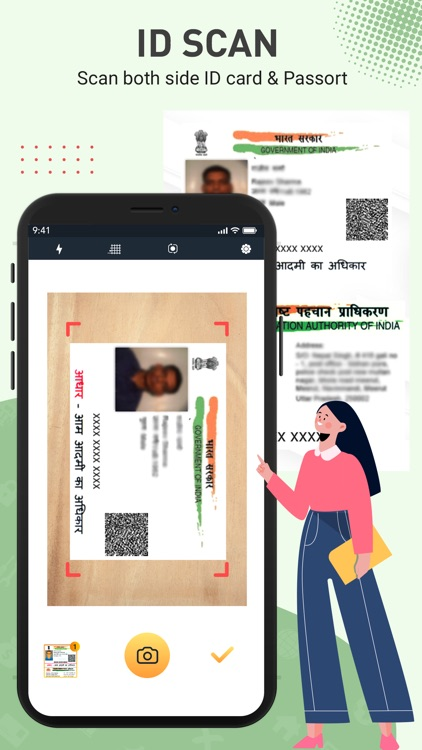 Cam Scanner - PDF Scanner Ap screenshot-5