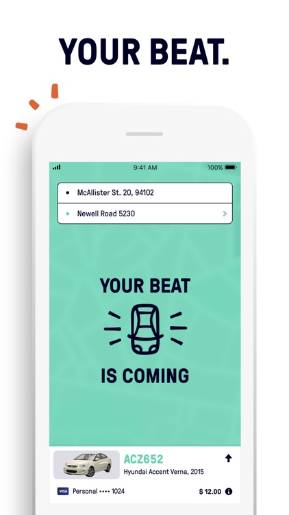 Beat - Ride app screenshot-2