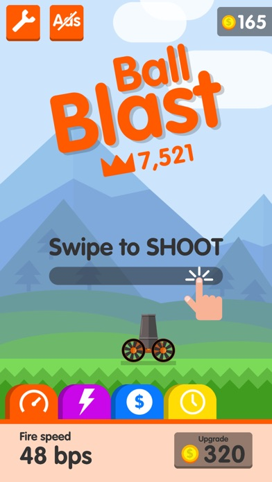 Screenshot for Ball Blast in Ireland App Store