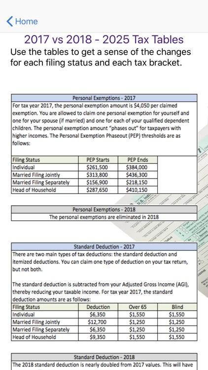 Tax Impact screenshot-7