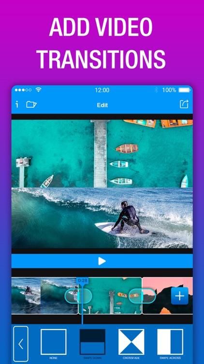 Combine Videos Video Combiner screenshot-3