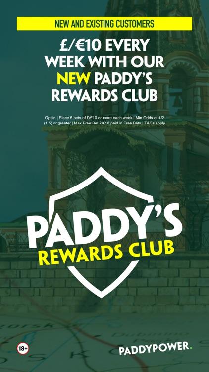 Paddy Power Sports Betting screenshot-0