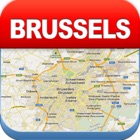 Bruxelles Offline Map - Metro icon