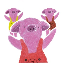 Les 3 petits cochons RA
