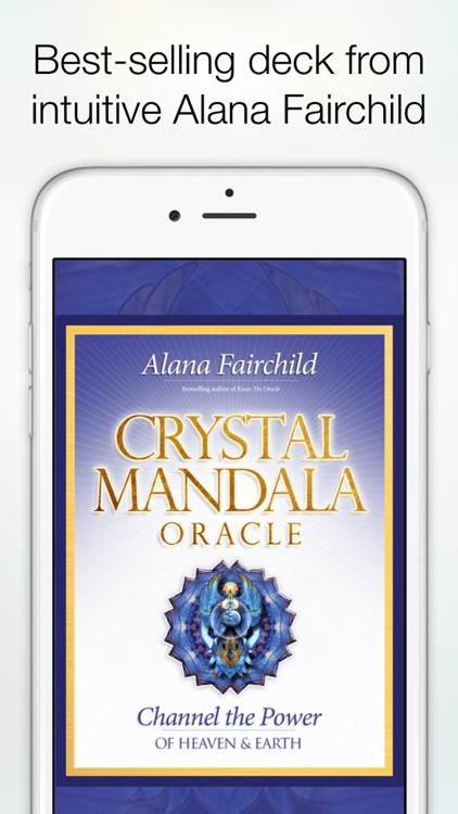 Crystal Mandala Oracle screenshot-4