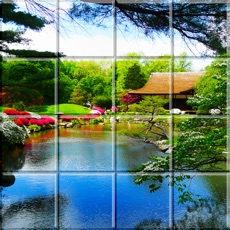 Activities of Tile Puzzle Japanese Gardens