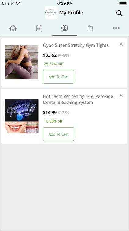 ShopAesthetics screenshot-3