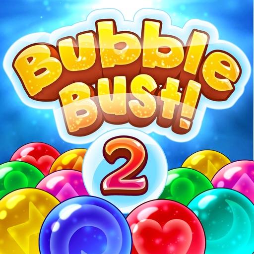 Bubble Bust 2 app icon图