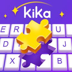 Jigsaw Keyboard-win Kika Theme