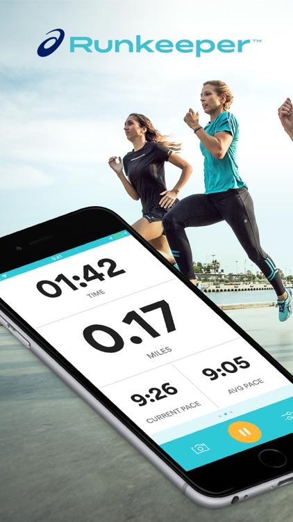 Runkeeper—Distance Run Tracker screenshot-6