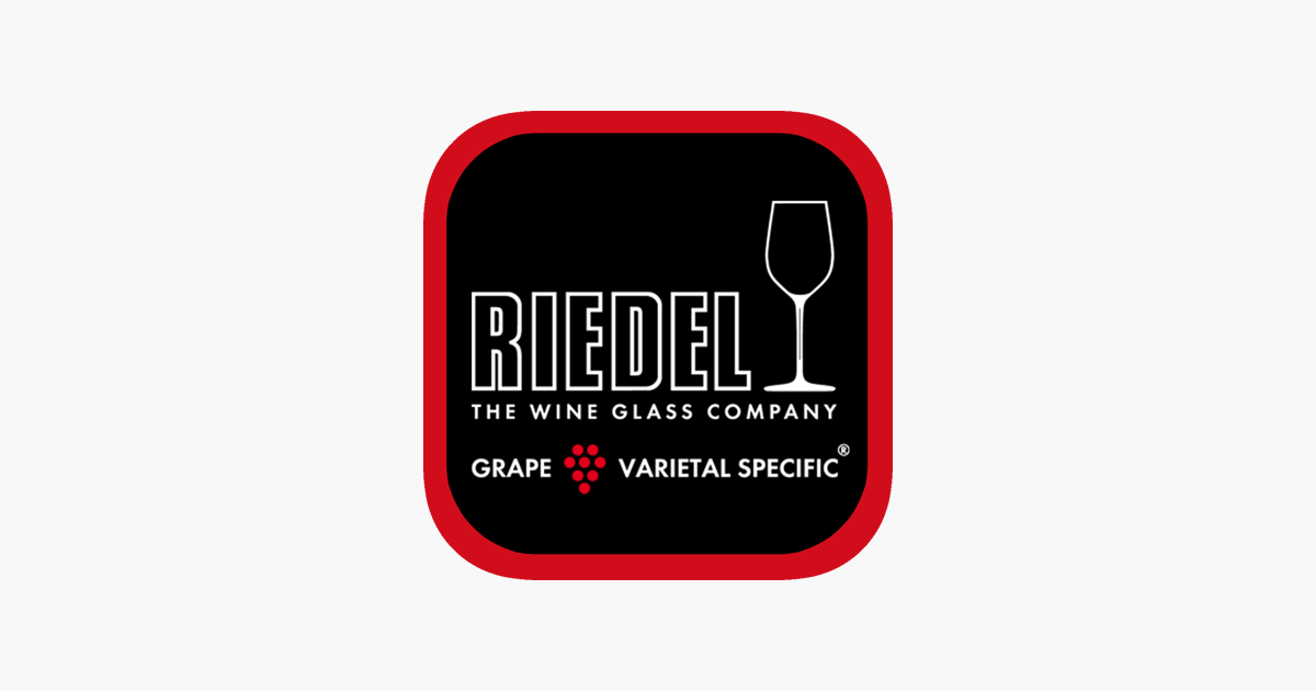 best service 61f48 f46d8  Riedel Wine Glass Guide on the App Store