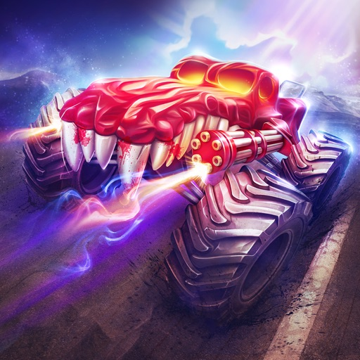 Monster Trucks Fighting 3D